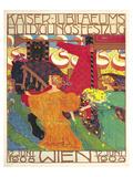 Kaiserjubilaums Jubilee Parade Posters