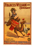 Little Corporal Comic Opera Prints