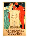 Scognamiglio Caramba Opera Prints