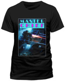 Halo 5- Master Chief Neon (slim fit) T-Shirts