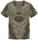 Halo 5- Master Chief Armor Costume Tee Magliette