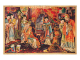 Chinese Cigarette Advertising Prints