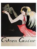 Odeon Casino - Dancing Couple Prints