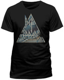 Def Leppard- Pyrmaid (slim fit) Shirt