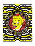 Wild Cats - Let's rock this town ! Prints by  KASHINK