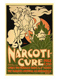 Narcoti-Cure Quit Smoke Help Art