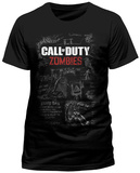 Call Of Duty- Zombies (slim fit) Shirts