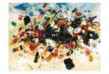 Poisson incognito Poster par Pierre David