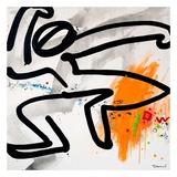 Danseur IV Affiches par Pierre David