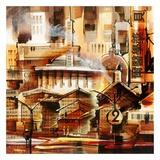 Ambre-ville Prints by Roland Palmaerts