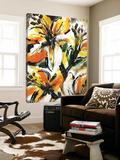 Étude Fleurs II Art par Pierre David