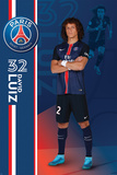 Paris Saint Germain- David Luiz Affiches