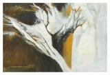 Ferveur jaune Prints by Kathleen Cloutier