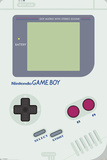 Nintendo- Gameboy Original Poster