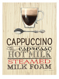 Cappuccino Expresso Posters by Marco Fabiano