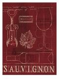 Sauvignon Print by Marco Fabiano