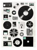 Data Posters af Florent Bodart