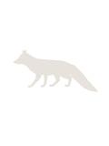 Beige Fox Prints by  Jetty Printables