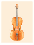 Cello Posters by Florent Bodart