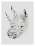 Rhinoplasty Plakater af Florent Bodart