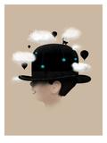Dreaming Poster von Florent Bodart