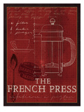 The French Press Poster by Marco Fabiano