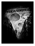Parazombies Plakater af Florent Bodart