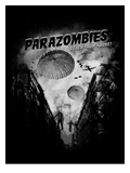 Parazombies Prints by Florent Bodart