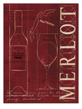 Merlot Posters by Marco Fabiano