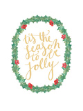 Tis The Season Posters by  Jetty Printables