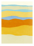 Sunny Landscape 1 Prints by Ivana Sepa