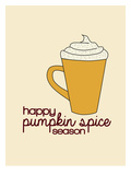 Pumpkin Spice Prints by  Jetty Printables