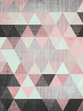 Geometric Small Prints by  LILA X LOLA