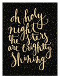 Holy Night Prints by  Jetty Printables