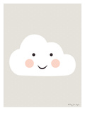 Happy Cloud Prints by Penny Jane