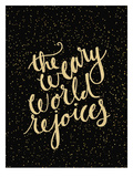 Weary World Posters by  Jetty Printables