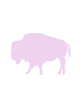 Lavender Buffalo Posters by  Jetty Printables
