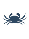 Navy Crab Prints by  Jetty Printables