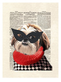 Shihtzu Prints by Matt Dinniman