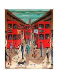 Ticket to Ride, 2015 Giclee Print by PJ Crook
