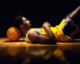Los Angeles Lakers Photo by Jon SooHoo