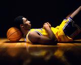 Los Angeles Lakers Fotografía por Jon SooHoo