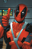 Deadpool - Thumbs Up Posters
