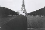 Eiffel Tower A Foto av Ai Weiwei
