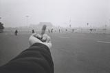 Tiananmen A Photo av Ai Weiwei