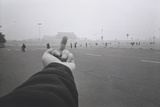 Tiananmen A Foto von Ai Weiwei