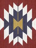 Geometric Tribal Print Affiches par  LILA X LOLA