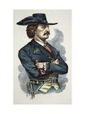 Jean Lafitte Metal Print by R. Telfer