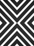 Geometric White Black Prints by  LILA X LOLA