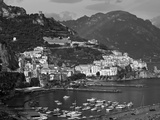 Amalfi, Amalfi Coast, Italy Photographic Print by Walter Bibikow